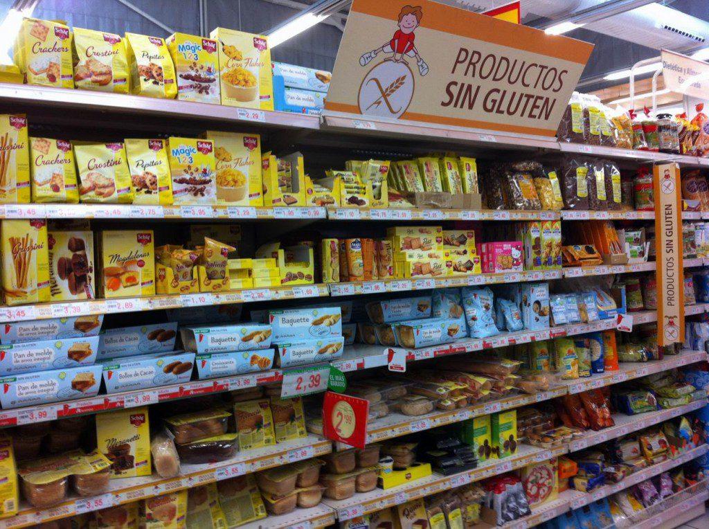 Alimentos libres de gluten: una de las tendencias de cambio en el mercado de los productos básicos