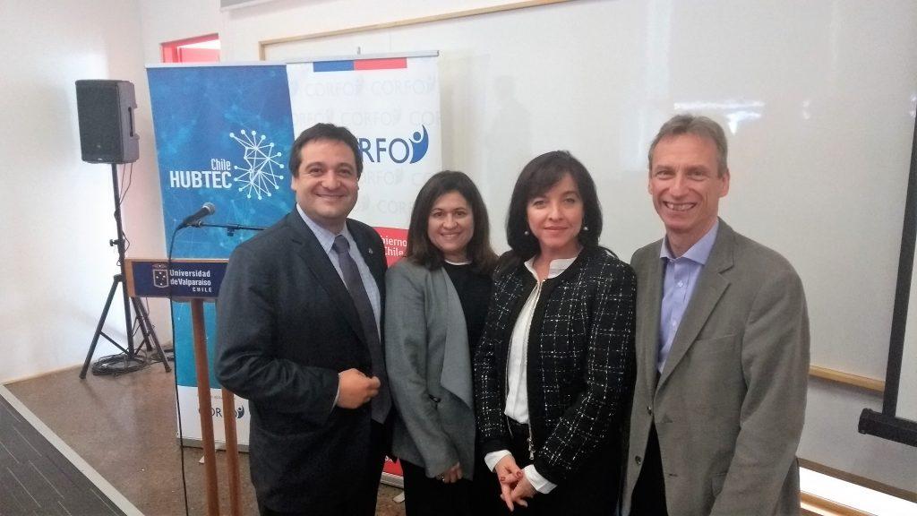 Participación de IFAN en encuentro regional Ciencia, Tecnología y Empresa en Valparaíso.