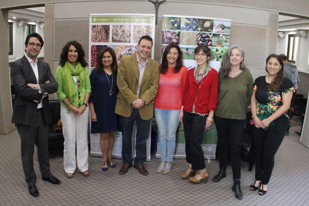 Directora IFAN expone en Seminario del Polo Estratégico de Legumbres