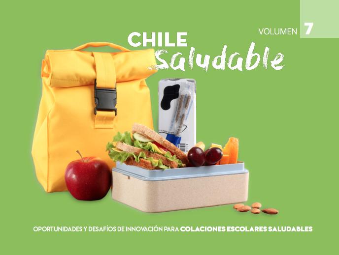 """Conoce el nuevo informe """"Chile Saludable 2018""""."""