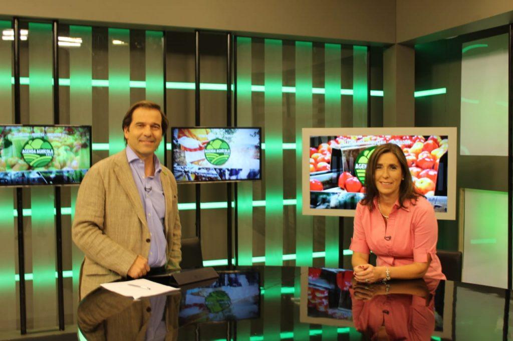 Entrevista a Directora Alterna de IFAN, María Angélica Fellenberg en CNN Chile.