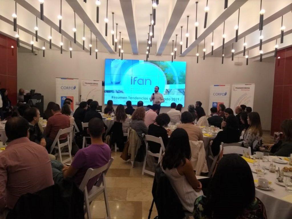 IFAN expuso en IV Mesa de Ingredientes y Alimentos Saludables, organizada por Transforma Alimentos