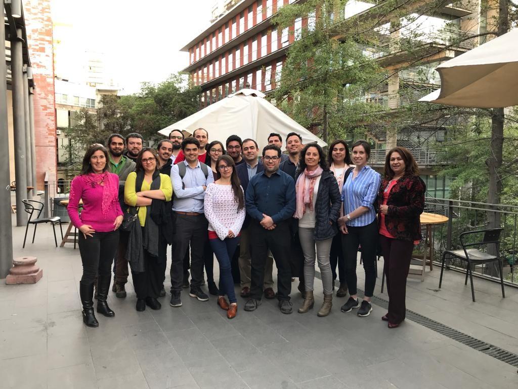 Primera Versión de los Grupos Temáticos Colaborativos IFAN