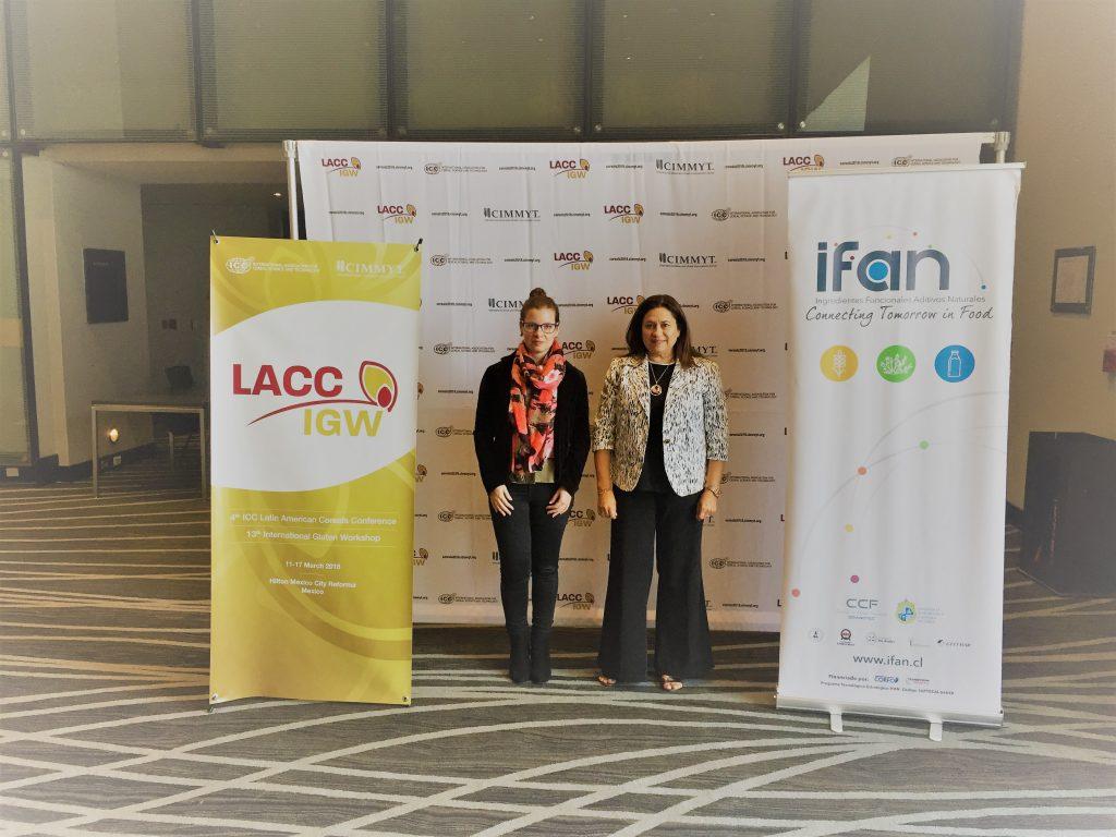 IFAN en LCC4 – 4th Conferencia Latinoamericana de Cereales