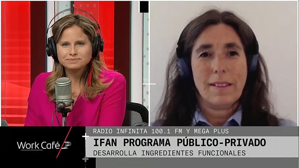 IFAN en Work Café Santander