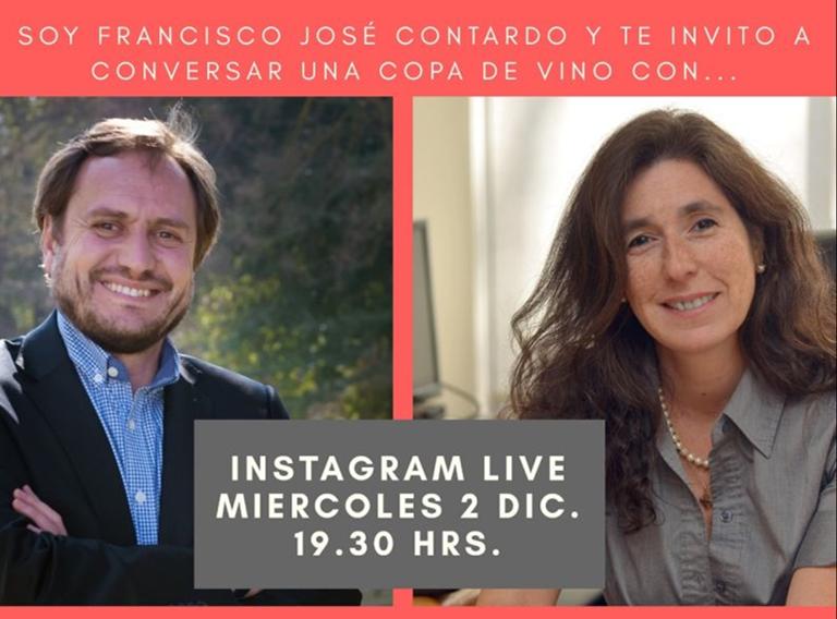 Entrevista de Francisco Contardo a María Angélica Fellenberg